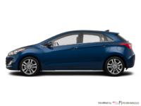 2017 Hyundai Elantra GT LIMITED | Photo 1 | Star Gazing Blue