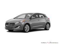 2017 Hyundai Elantra GT LIMITED | Photo 3 | Iron Gray