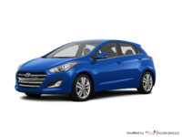 2017 Hyundai Elantra GT LIMITED | Photo 3 | Marina Blue