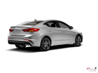 2017 Hyundai Elantra Sport TECH | Photo 2 | Platinum Silver