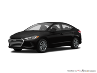 2017 Hyundai Elantra L | Photo 3 | Black Pearl