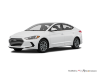 2017 Hyundai Elantra L | Photo 3 | Ice White
