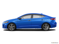 2017 Hyundai Elantra LIMITED SE | Photo 1 | Marina Blue