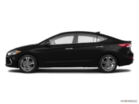 2017 Hyundai Elantra LIMITED SE | Photo 1 | Space Black