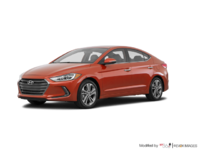 2017 Hyundai Elantra LIMITED SE | Photo 3 | Phoenix Orange