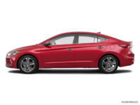 2017 Hyundai Elantra LIMITED | Photo 1 | Fiery Red