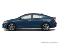 2017 Hyundai Elantra LIMITED | Photo 1 | Moonlight Blue