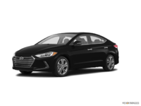 2017 Hyundai Elantra LIMITED | Photo 3 | Space Black