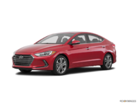 2017 Hyundai Elantra LIMITED | Photo 3 | Fiery Red