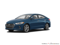 2017 Hyundai Elantra LIMITED | Photo 3 | Moonlight Blue
