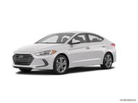 2017 Hyundai Elantra LIMITED | Photo 3 | Polar White