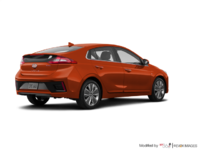 2017 Hyundai IONIQ LIMITED/TECH | Photo 2 | Phoenix Orange