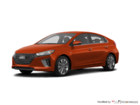 2017 Hyundai IONIQ LIMITED/TECH | Photo 3 | Phoenix Orange