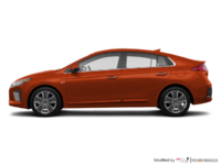 2017 Hyundai IONIQ LIMITED | Photo 1 | Phoenix Orange