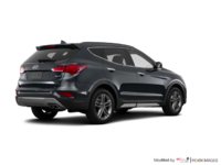 2017 Hyundai Santa Fe Sport 2.0T ULTIMATE | Photo 2 | Titanium Silver