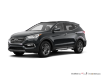 2017 Hyundai Santa Fe Sport 2.0T ULTIMATE | Photo 3 | Titanium Silver