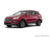 2017 Hyundai Santa Fe Sport 2.0T ULTIMATE | Photo 3 | Serrano Red