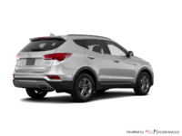 2017 Hyundai Santa Fe Sport 2.4 L LUXURY | Photo 2 | Sparkling Silver
