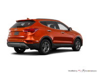 2017 Hyundai Santa Fe Sport 2.4 L LUXURY | Photo 2 | Canyon Copper