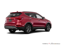 2017 Hyundai Santa Fe Sport 2.4 L LUXURY | Photo 2 | Serrano Red
