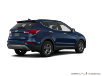 2017 Hyundai Santa Fe Sport 2.4 L LUXURY | Photo 2 | Marlin Blue