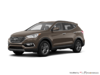2017 Hyundai Santa Fe Sport 2.4 L | Photo 3 | Platinum Graphite