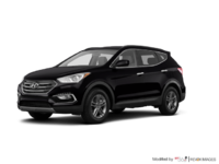 2017 Hyundai Santa Fe Sport 2.4 L | Photo 3 | Twilight Black