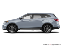 2017 Hyundai Santa Fe XL LIMITED | Photo 1 | Circuit Silver