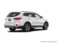 2017 Hyundai Santa Fe XL LIMITED | Photo 2 | Monaco White