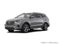 2017 Hyundai Santa Fe XL LIMITED | Photo 3 | Iron Frost