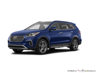 2017 Hyundai Santa Fe XL LIMITED | Photo 3 | Storm Blue