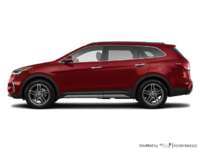 2017 Hyundai Santa Fe XL ULTIMATE | Photo 1 | Regal Red Pearl