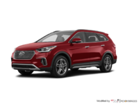 2017 Hyundai Santa Fe XL ULTIMATE | Photo 3 | Regal Red Pearl