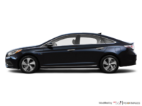 2017 Hyundai Sonata Hybrid ULTIMATE | Photo 1 | Blue