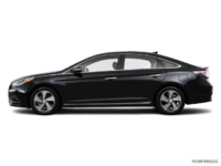 2017 Hyundai Sonata Hybrid ULTIMATE | Photo 1 | Black