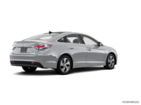 2017 Hyundai Sonata Hybrid ULTIMATE | Photo 2 | Silver
