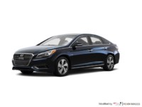 2017 Hyundai Sonata Hybrid ULTIMATE | Photo 3 | Blue