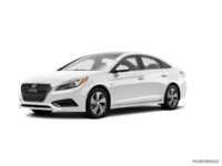 2017 Hyundai Sonata Hybrid ULTIMATE | Photo 3 | White