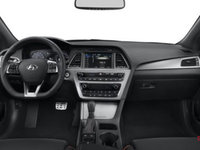 2017 Hyundai Sonata 2.0T SPORT ULTIMATE | Photo 3 | Black Leather with Orange Piping
