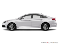 2017 Hyundai Sonata SPORT TECH | Photo 1 | Ice White