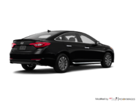 2017 Hyundai Sonata SPORT TECH | Photo 2 | Black Pearl