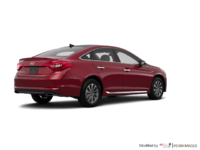 2017 Hyundai Sonata SPORT TECH | Photo 2 | Venetian Red