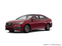2017 Hyundai Sonata SPORT TECH | Photo 3 | Venetian Red