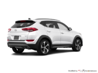 2017 Hyundai Tucson 1.6T LIMITED AWD | Photo 2 | Winter White