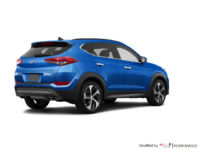 2017 Hyundai Tucson 1.6T LIMITED AWD | Photo 2 | Caribbean Blue