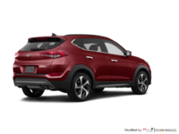 2017 Hyundai Tucson 1.6T LIMITED AWD | Photo 2 | Ruby Wine