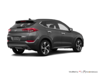 2017 Hyundai Tucson 1.6T LIMITED AWD | Photo 2 | Coliseum Grey