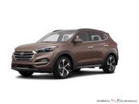 2017 Hyundai Tucson 1.6T LIMITED AWD | Photo 3 | Mojave Sand