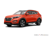 2017 Hyundai Tucson 1.6T LIMITED AWD | Photo 3 | Sedona Sunset