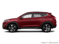 2017 Hyundai Tucson 1.6T SE AWD | Photo 1 | Ruby Wine